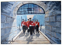 Fort Henry Guard - by Elaine Farragher